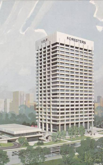Forester House, Don Mills, Ontario, Canada 40-60s