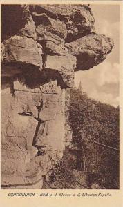 Blick V. D. Klause A. D. Liborius-Kapelle, Luxembourg, 1900-1910s