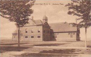 Massachusetts Amhurst South Dormitory M.A.C. Albertype