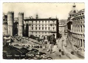 RP, Piazza Dante e Torri di Porta Soprana, Genova (Liguria), Italy, 1920-1940s