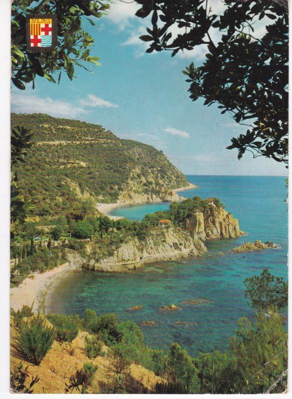 Post Card Spain Costa Brava San Feliu de Guixois