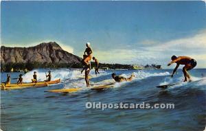 Sport of Kings Waikiki, Hawaii, HI, USA 1954