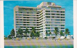 Florida Fort Lauderdale The Ocean Manor Resort Hotel 1972