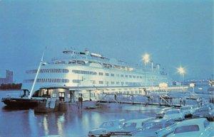 Postcard SS Admiral Excursion Steamer St. Louis