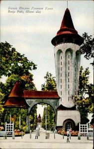 IMV01483 serbia vojvodina subotica banja palic spa main entrance 1932