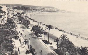 France Nice Vue generale de la Promenade des Anglais Photo