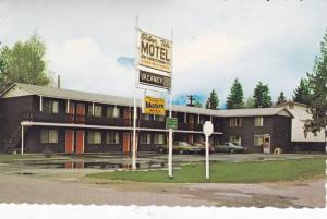 Silver Tip Motel, Revelstoke, British Columbia, Canada, 1940-1960s