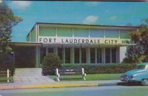 Florida Fort Lauderdale City Hall