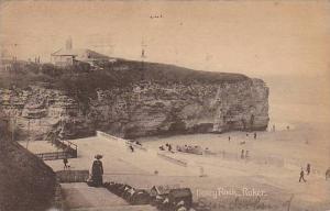 Holey Rock, Roker, England, UK, PU-1945