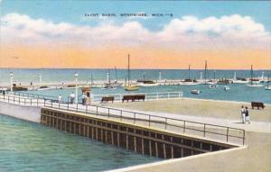 Michigan Menominee The Yacht Basin