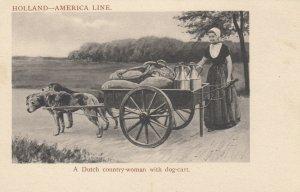 Dog Cart , Dutch woman , 00-10s