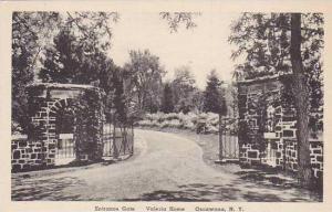 New York Oscawana Entrance Gate Valeria Home Albertype