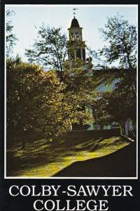 Colby Sawyer College New London New Hampshire