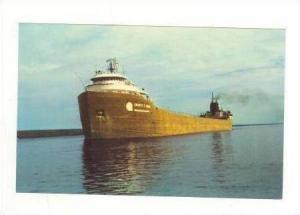 Ernest T Weir, Hanna Mining Co. Ship, 1940-60s