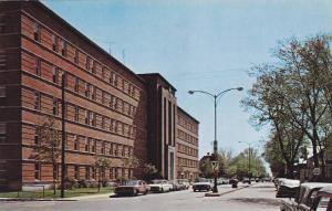 L'Hopital St Eusebe, Manseau Boulevard, Joliette, Quebec, Canada, PU-1970
