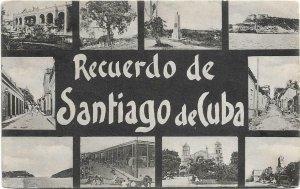 Cuba Recuerdo de Santiago de Cuba 03.59