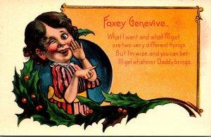 Humour Foxey Genevive