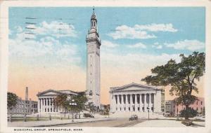 Municipal Group, Springfield, Massachusetts, PU-1922