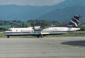 Compagnie Corse Mediterranee Airplane , AJACCIO , France , 80-90s