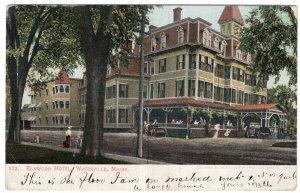 Waterville, Maine, Elmwood Hotel