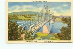 Fort Stueben Bridge Steubenville Ohio