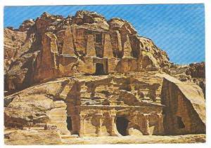 Obilisk's Tomb - PETRA , Jordan , PU-1965