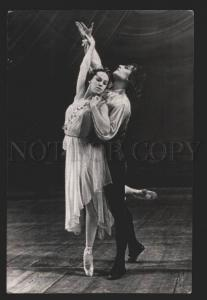 116816 KONDRATYEVA SEKH Russian BALLET DANCER PAGANINI PHOTO