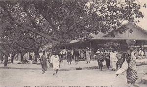 Senegal, 00-10s : DAKAR - Place du Marche