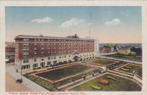 Prince Arthur Hotel, Port Arthur, Ontario,Canada,PU-00-10s