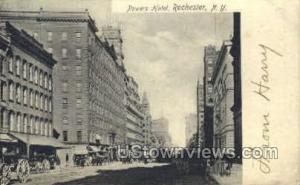 Powers Building Rochester NY 1908