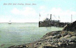 Bass Point Boat Landing - Nahant, Massachusetts MA