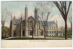 Gore Hall, Harvard University