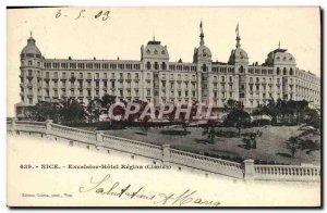 Postcard Old Nice Excelsior Hotel Regina