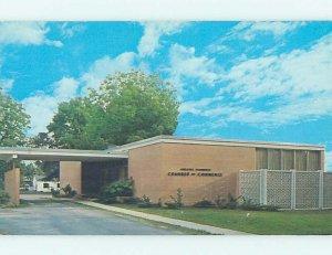 Pre-1980 BUILDING SCENE Florence South Carolina SC AE8410