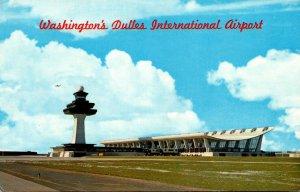 Washington D C Dulles International Airport