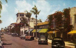 Worth Avenue , PALM BEACH , Florida  , 40-60s