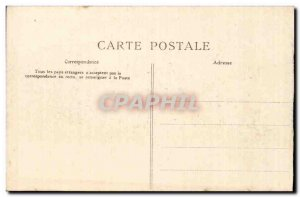 Stereoscopic Card - Cauterets - path Raillere - Old Postcard