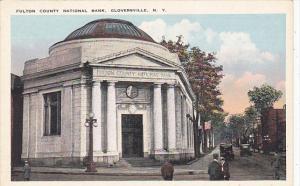 New York Gloversville Fulton County National Bank