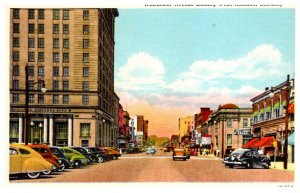 Kentucky  Ashland Winchester Avenue looking West
