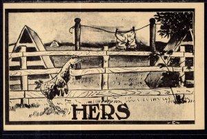 Hers,Chicken Comic