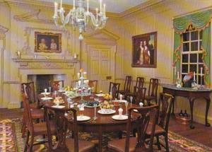 Delaware Winterthur Charleston Dining Room Henry Francis du Pont Winterthur M...