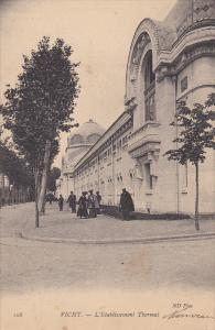 VICHY, L'Etablissement Thermal, Allier, France, 00-10s