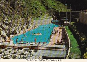 Canada Radium Hot Springs The Hot Pool