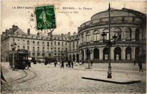 CPA La Bretagne - RENNES - Le Théatre (298223)
