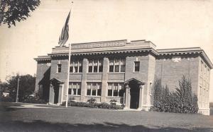Fair Haven Vermont~Public Elementary Grade School~1921 Real Photo Postcard~RPPC