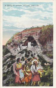 Group Of Indians Phoenix Arizona