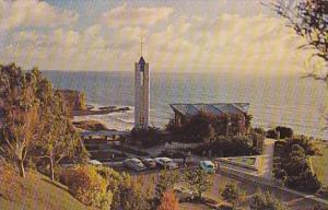 California Portuguese Bend The Wayfarers Chapel 1964