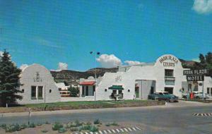Park Plaza Motel , RATON , New Mexico , 1950s