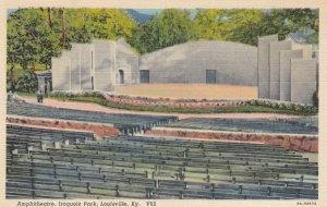 LOUISVILLE , Kentucky , 1930-40s ; Amphitheatre , Iroquois Park