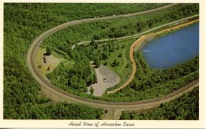 PA - Altoona. Horseshoe Curve